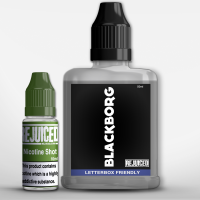 Blackborg - 50ml Shortfill