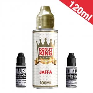 120ml Jaffa Cake - Donut King Limited Edition Shortfill